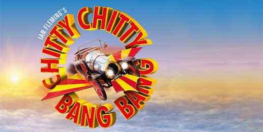 Sherman brothers' Chitty Chitty Bang Bang tour cast announced for 2016-17