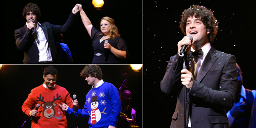 Christmas with Lee Mead and guests - Garrick Theatre