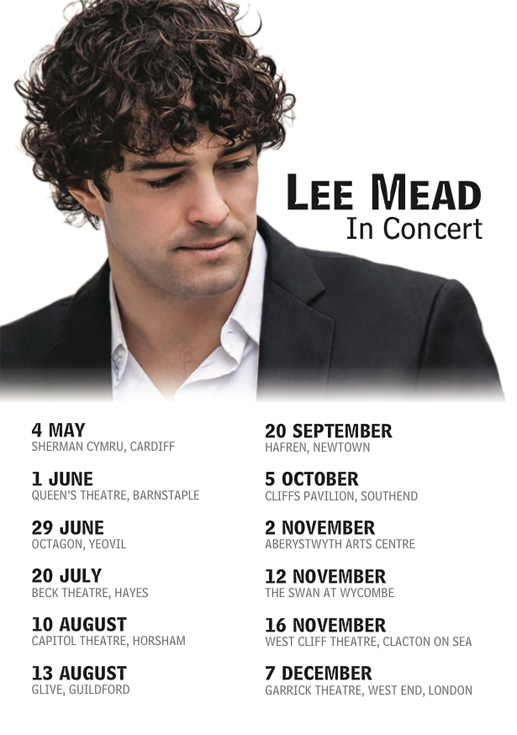 Lee Mead in Concert