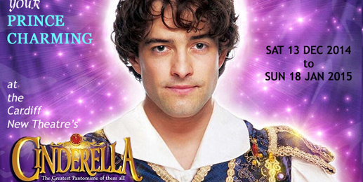 Cinderella, Starring Lee Mead as Prince Charming